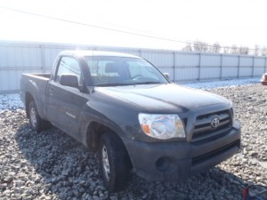 toyota trucks for sale, wrecked trucks for sale