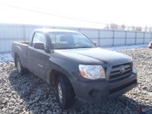 toyota trucks for sale, wrecked trucks for sale