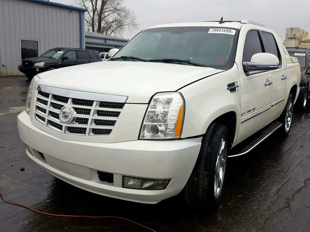 Cadillac Escalade, Salvage Title Fixable