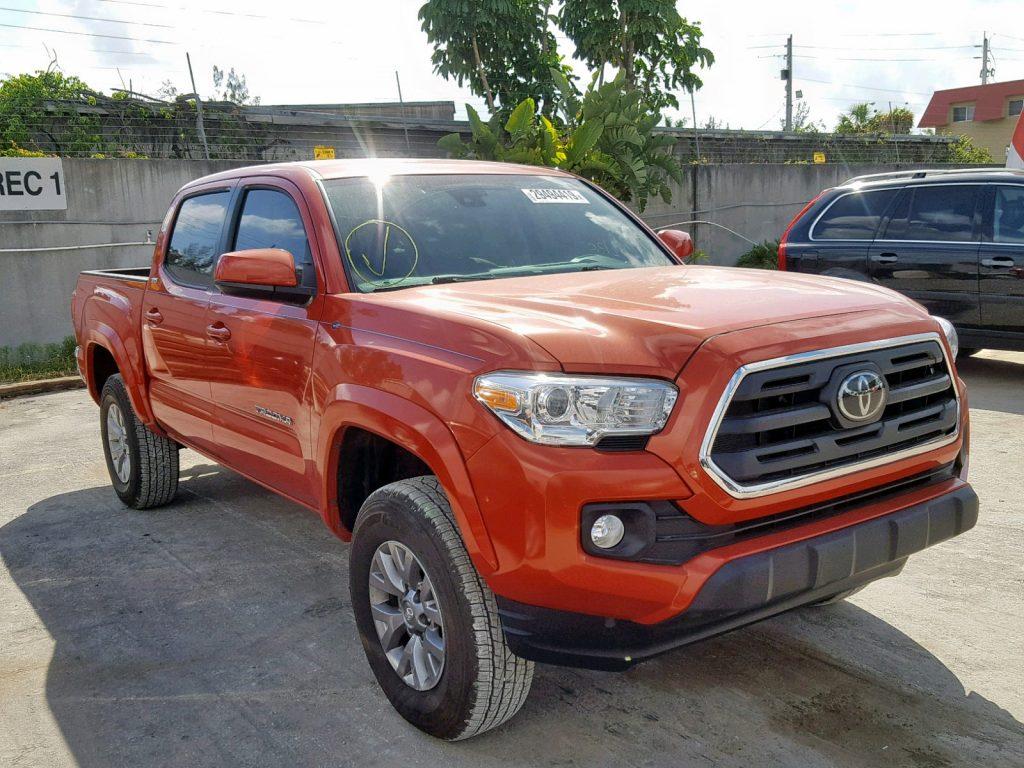 Florida Rebuildable Toyota Tacoma